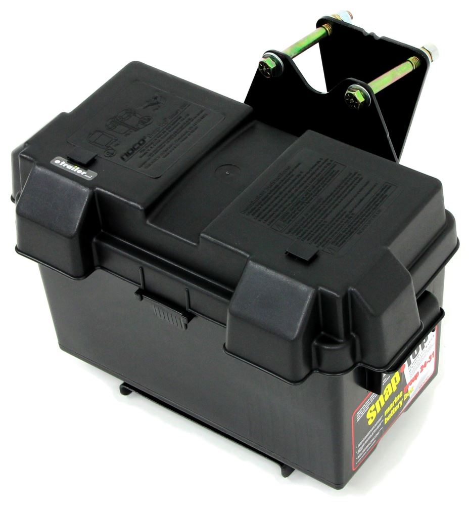TorkLift HiddenPower Under-Vehicle Battery Mount with Battery Box 12V Batteries,Group 24 Batteries,Group 31 Batteries TLA7742