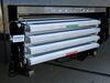 "TorkLift GlowStep Revolution Scissor Steps w/ Landing Gear - 4 Steps - 27-1/2"" Base - 375 lbs Ground Contact TLA8004 on 2015 Jayco Pinnacle Fifth"