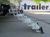 TLA8004 - 22 Inch Wide Step TorkLift Towable Camper on 2015 Jayco Pinnacle Fifth Wheel