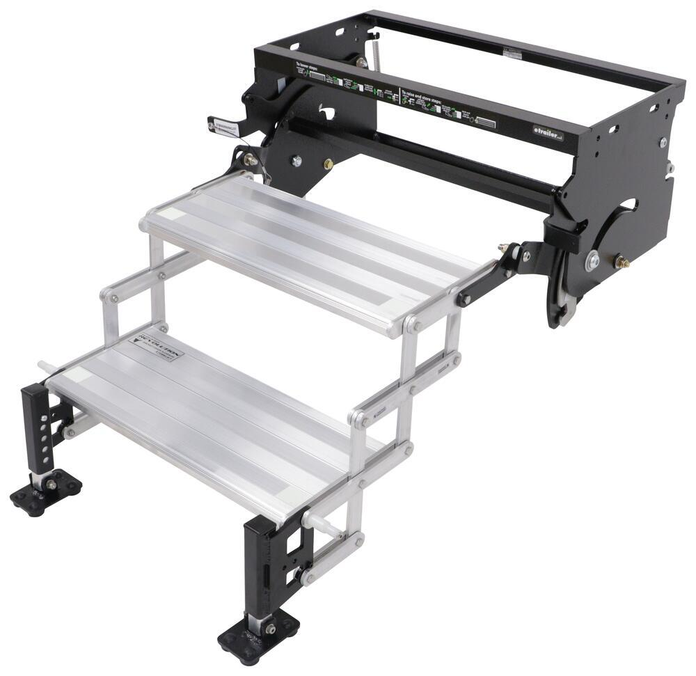TorkLift Ground Contact RV and Camper Steps - TLA8102