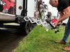 RV and Camper Steps TLA9005 - Fold-Down Step - TorkLift