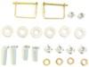 TorkLift Frame-Mounted Camper Tie-Downs - TLC2204