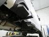 TorkLift Custom Frame-Mounted Camper Tie-Downs - Front Powder Coated Steel TLC2225 on 2020 GMC Sierra 2500