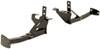 TorkLift Custom Frame-Mounted Camper Tie-Downs - Rear Frame-Mounted TLC3202