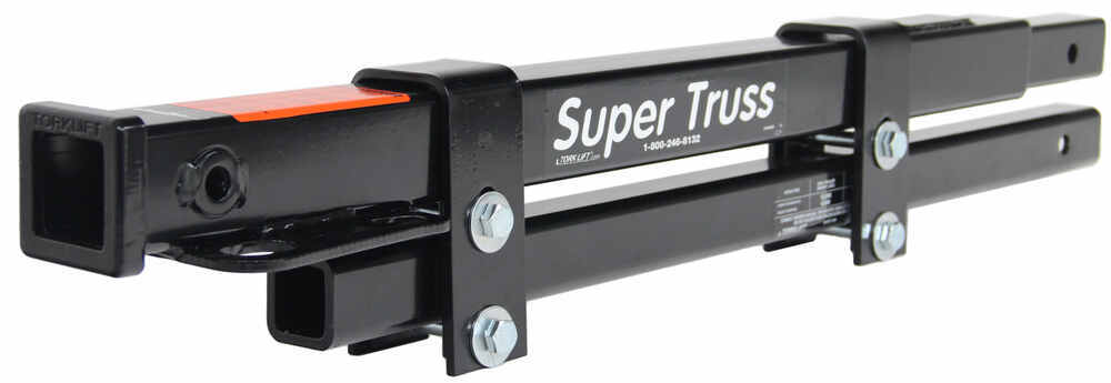 """TorkLift SuperTruss Hitch Extension for SuperHitch Trailer Hitch Receivers - 36"""" Long Fits 2 Inch Hitch TLE1536"""