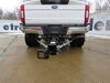 """TorkLift SuperTruss Hitch Extension for SuperHitch Trailer Hitch Receivers - 48"""" Long 6000 lbs GTW TLE1548 on 2021 Ford F-450 Super Duty"""