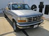 TLF2000 - Powder Coated Steel TorkLift Front Tie-Downs on 1997 Ford F-250 and F-350 Heavy Duty