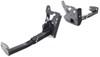 TorkLift Custom Frame-Mounted Camper Tie-Downs - Front Powder Coated Steel TLF2000