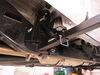 TorkLift Custom Frame-Mounted Camper Tie-Downs - Front Powder Coated Steel TLF2021 on 2021 Ford F-450 Super Duty