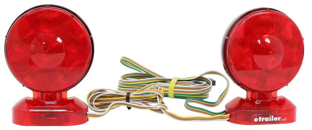 TLL21RK - Removable Tail Light Kit Optronics Bypasses Vehicle Wiring