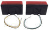 optronics trailer lights stop/turn/tail side reflector rear license plate submersible tll56rk