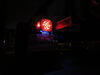 """LED Combination Tail Light Kit for Trailers under 80"""" Wide - Submersible - Driver and Passenger Red TLL9RK"""