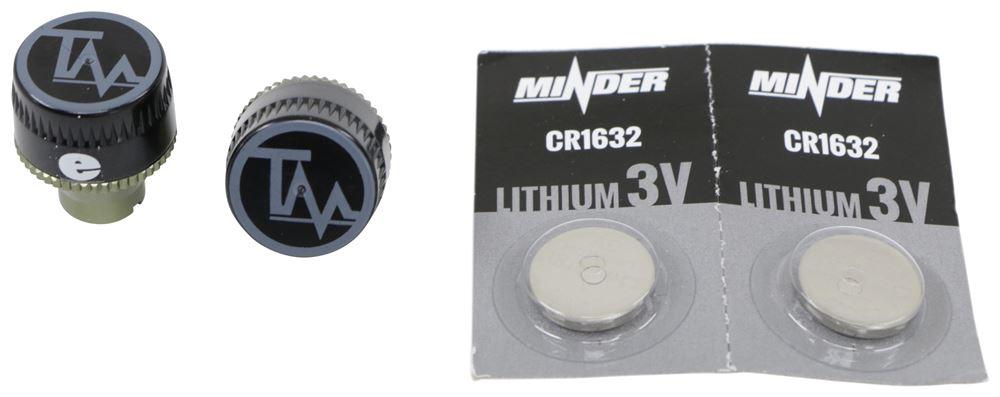 TireMinder TPMS Sensor,Tire Inflation and Repair - TM-2ALUM