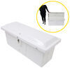 """Taylor Made Stow N Go Dock Box - Low Profile - 48"""" Long x 20"""" Wide x 18"""" Deep 3 - 5 Feet Long TM87VR"""