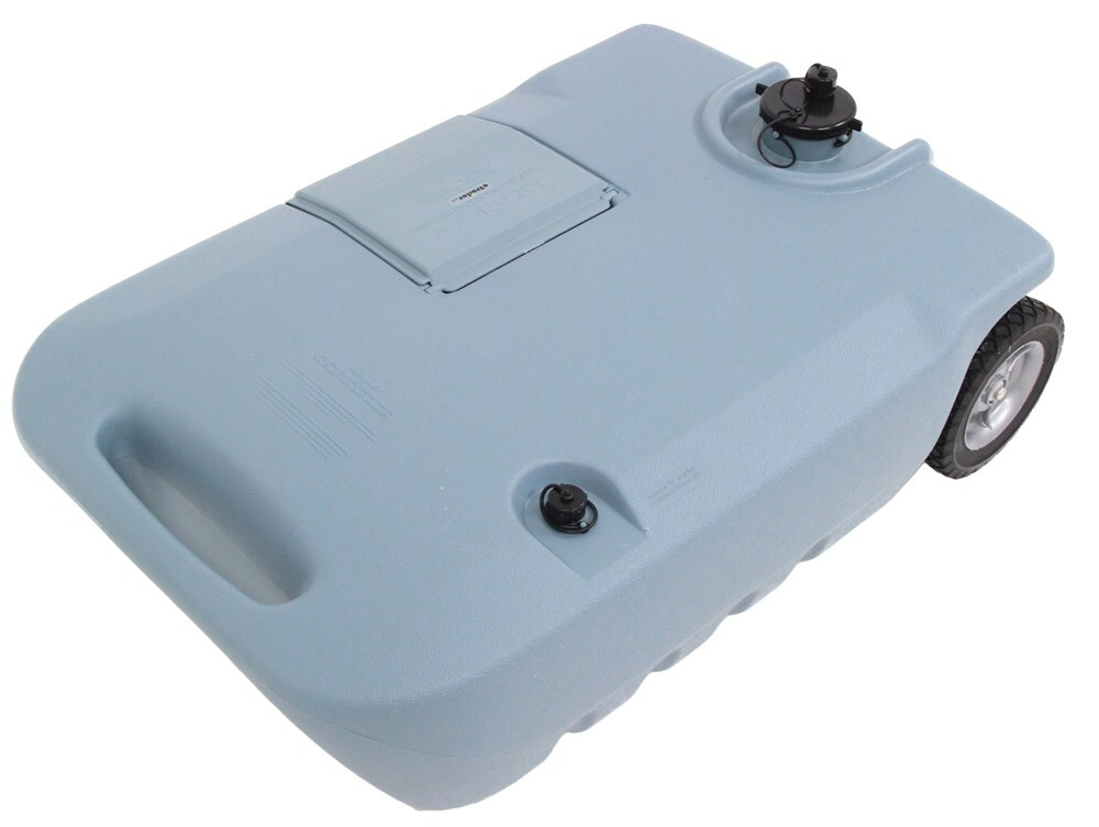 TNS25608 - 2 Wheels Tote-N-Stor RV Portable Waste Tank