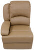 """Thomas Payne Heritage Right Arm RV Recliner - 29"""" Wide - Brookwood Tobacco 40 Inch Tall TP74FR"""