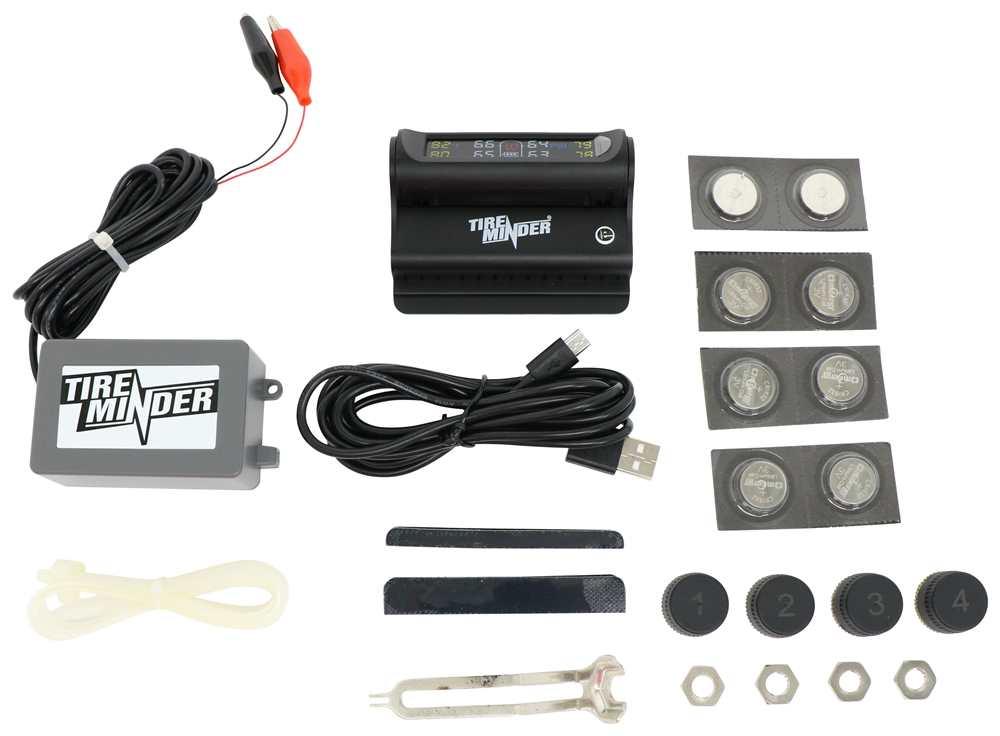 TireMinder Standard Sensors TPMS Sensor - TPMS-TRAILER