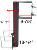 stromberg carlson spare tire carrier bumper mount manufacturer