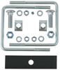 stromberg carlson spare tire carrier bumper mount mounted - u-bolt