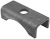 truryde trailer leaf spring suspension round axle - 3-1/2 inch seat for typical 8 000-lb axles with diameter