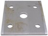 TRTP175173 - U-Bolt Plates TruRyde Trailer Leaf Spring Suspension