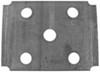 TRTP200175 - U-Bolt Plates TruRyde Trailer Leaf Spring Suspension