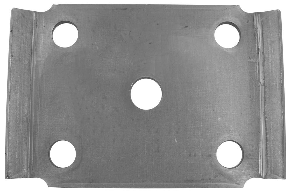 TRTP300200 - Round Axle - 3 Inch TruRyde Axle Mounting Hardware