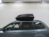 0  roof box trunx high profile rooftop cargo - 18 cu ft black