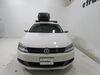 TRX44FR - Extra Short Length Trunx Roof Box on 2013 Volkswagen Jetta
