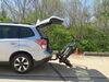 Hitch Bike Racks TS02B - Locks Not Included - Kuat on 2018 Subaru Forester