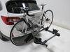TS02G - 2 Bikes Kuat Hitch Bike Racks on 2017 Subaru Outback Wagon
