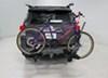 TS02G-FB - Tilt-Away Rack,Fold-Up Rack Kuat Hitch Bike Racks