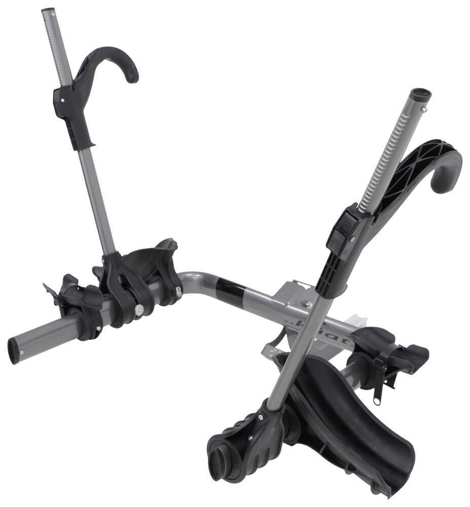 TS02G - Fits 1-1/4 Inch Hitch,Fits 2 Inch Hitch,Fits 1-1/4 and 2 Inch Hitch Kuat Platform Rack