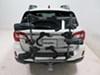 TS03G - Carbon Fiber Bikes Kuat Platform Rack on 2016 Subaru Outback Wagon