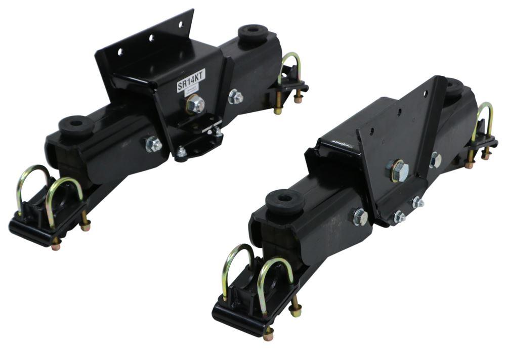 Trailer Leaf Spring Suspension TSR14KT01 - Leaf Spring Replacement System - Timbren