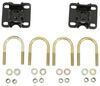 """Timbren Silent Ride Suspension for Single Axle Trailers w/ 2-3/8"""" Round Axles - 2,000 lbs 2000 lbs TSR2000S03"""