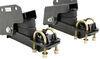 "Timbren Silent Ride Suspension for Single Axle Trailers w/ 2-3/8"" Round Axles - 2,000 lbs Single Axle TSR2000S03"