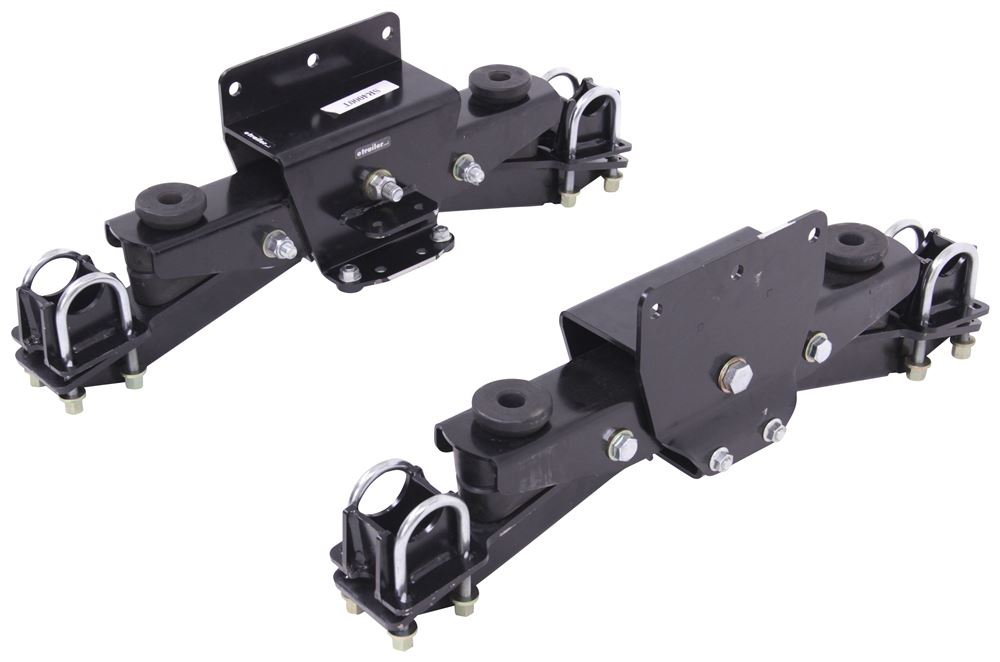 TSR4000T04 - Tandem Axle Timbren Trailer Leaf Spring Suspension