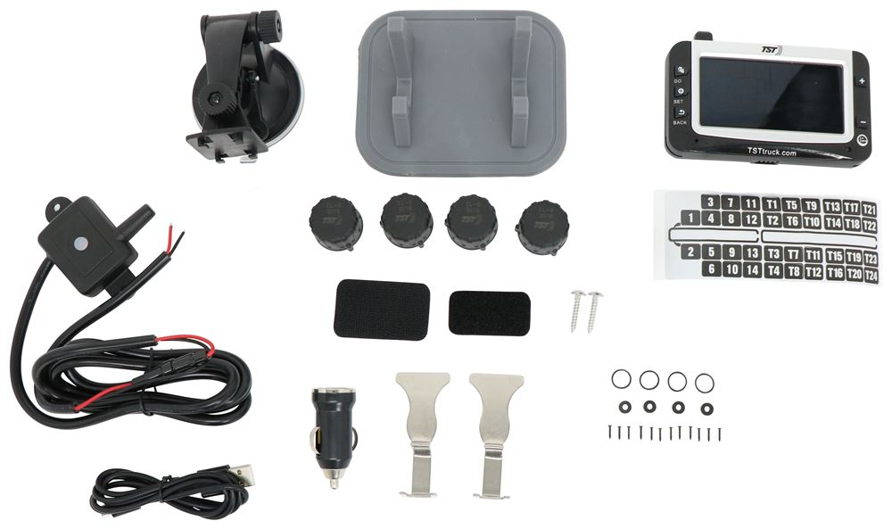 TST-507-RV-4-C - Standard Sensors TST RV,Trailer