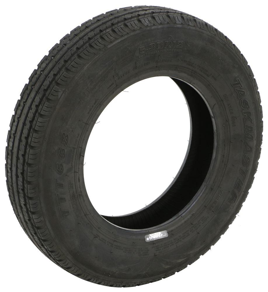 Taskmaster Load Range C Trailer Tires and Wheels - TT53012C