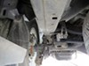 Timbren Rear Axle Suspension Enhancement - TTORSEQ on 2012 Toyota 4Runner