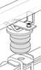 TTORTAC4A - Jounce-Style Springs Timbren Rear Axle Suspension Enhancement