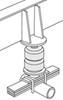 TTORTUN4L - Standard Duty Timbren Rear Axle Suspension Enhancement