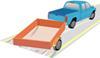 Timbren Trailer Suspension Enhancement System with Under Steel Frame 10,000 lbs Leaf Spring Enhancement System TTRA15252