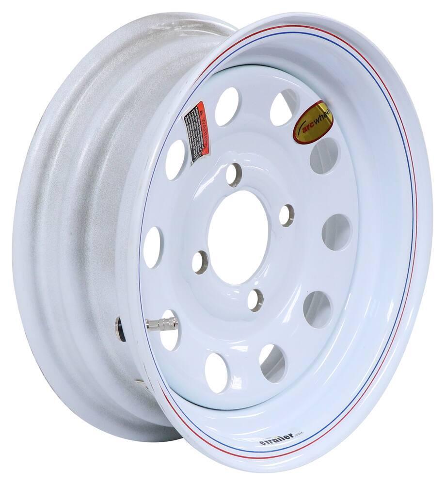 Taskmaster 12 Inch Trailer Tires and Wheels - TTW240440WM1