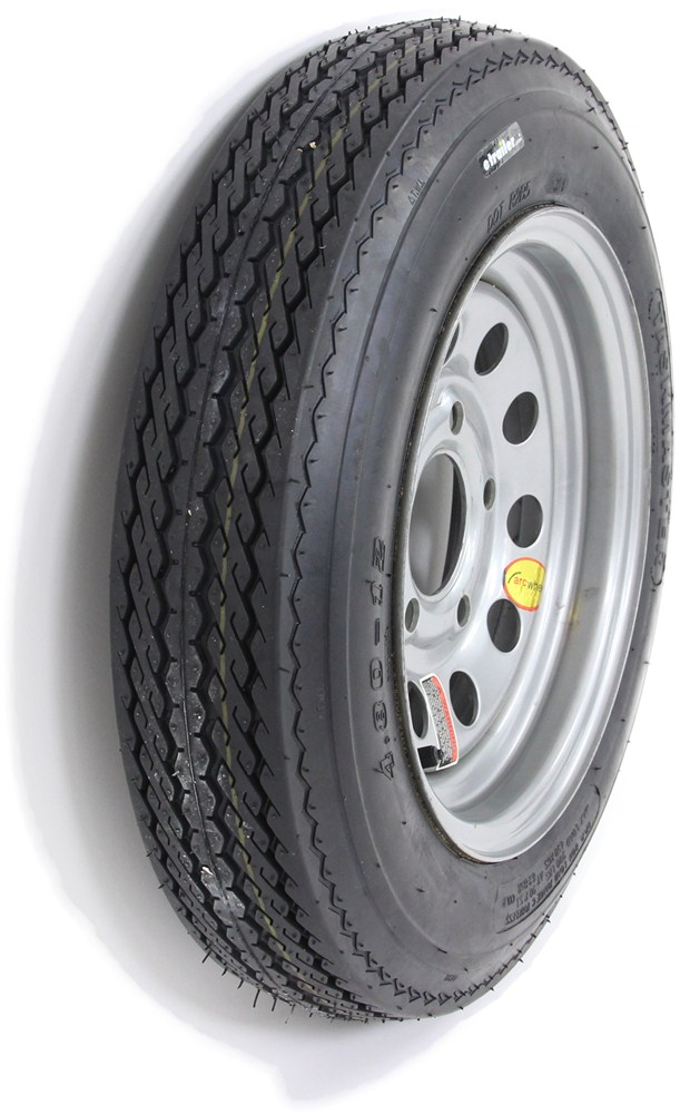 Trailer Tires and Wheels TTWA12SM - Standard Rust Resistance - Taskmaster
