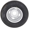 taskmaster trailer tires and wheels tire with wheel 8 on 6-1/2 inch provider st235/80r16 w/ 16 silver dual - offset lr e