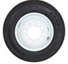 "Provider 215/75R17.5 Radial Tire w/ 17-1/2"" White Dual Wheel - Offset - 10 on 8-3/4 - LR H Load Range H TTWA215H-10WD"
