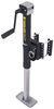 trailer valet jack side frame mount swivel - pull pin manufacturer