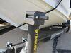 0  trailer jack valet side frame mount swivel - pipe in use
